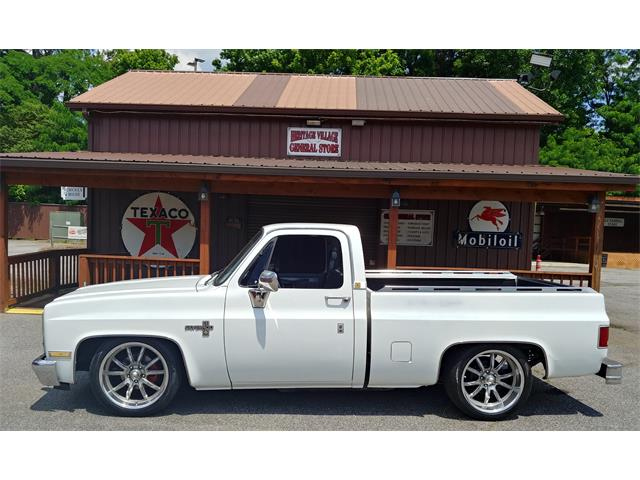 Picture of 1987 C10 Offered by  - Q464