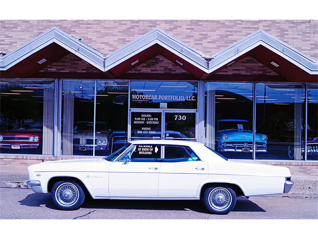 Large Picture of '66 Impala - Q466