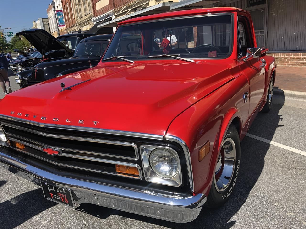 Large Picture of Classic 1968 C10 located in Macclesfield North Carolina - $38,000.00 Offered by a Private Seller - Q46B