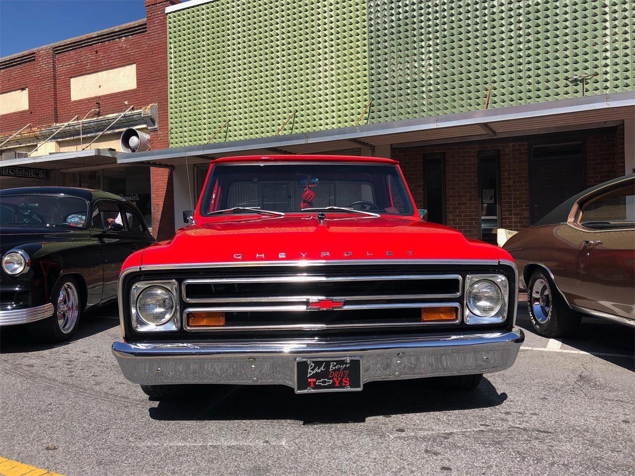Large Picture of Classic '68 Chevrolet C10 located in North Carolina - $38,000.00 - Q46B