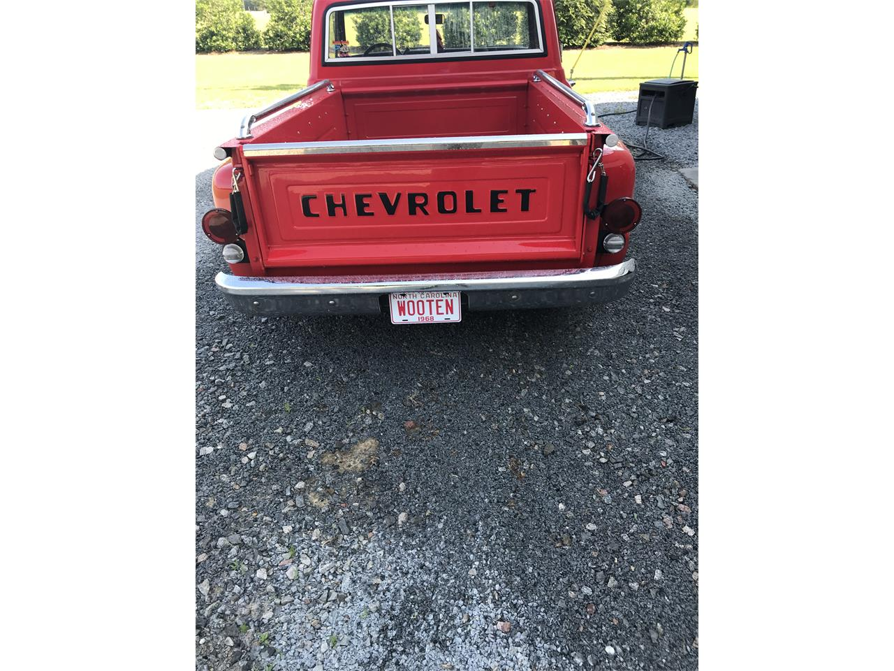 Large Picture of 1968 Chevrolet C10 located in Macclesfield North Carolina - $38,000.00 Offered by a Private Seller - Q46B
