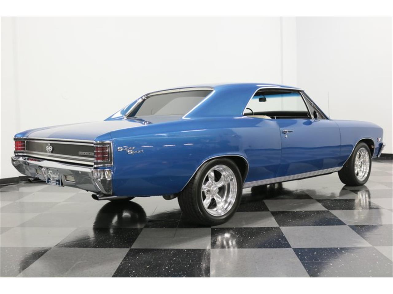 Large Picture of Classic '67 Chevrolet Chevelle - $44,995.00 Offered by Streetside Classics - Dallas / Fort Worth - Q46D