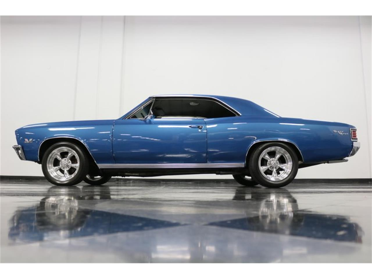 Large Picture of Classic '67 Chevrolet Chevelle located in Texas Offered by Streetside Classics - Dallas / Fort Worth - Q46D