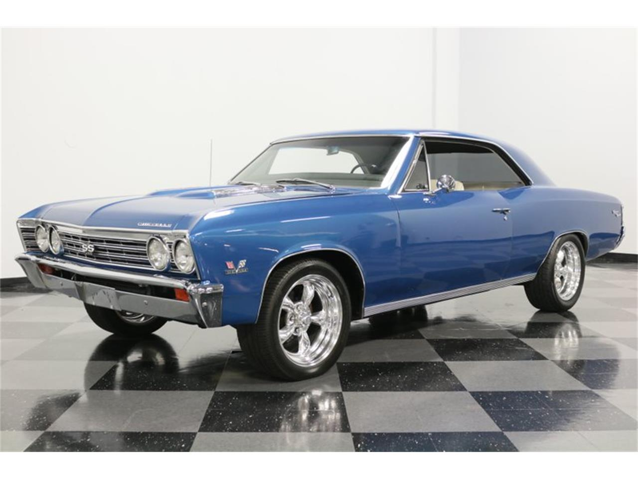 Large Picture of Classic '67 Chevelle - $44,995.00 Offered by Streetside Classics - Dallas / Fort Worth - Q46D