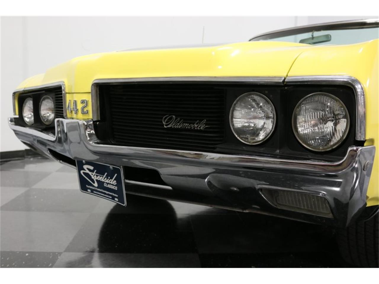Large Picture of '69 Cutlass - Q46E