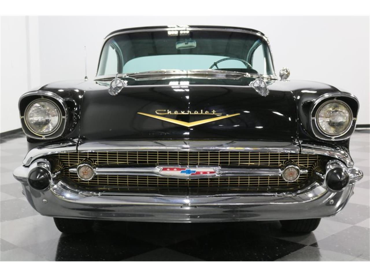Large Picture of '57 Chevrolet Bel Air located in Texas Offered by Streetside Classics - Dallas / Fort Worth - Q46F