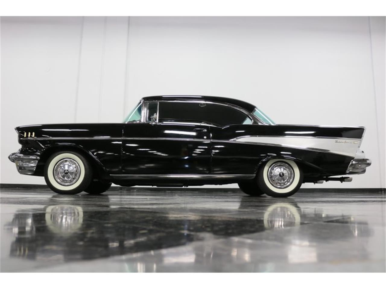 Large Picture of Classic '57 Bel Air located in Texas - $48,995.00 Offered by Streetside Classics - Dallas / Fort Worth - Q46F