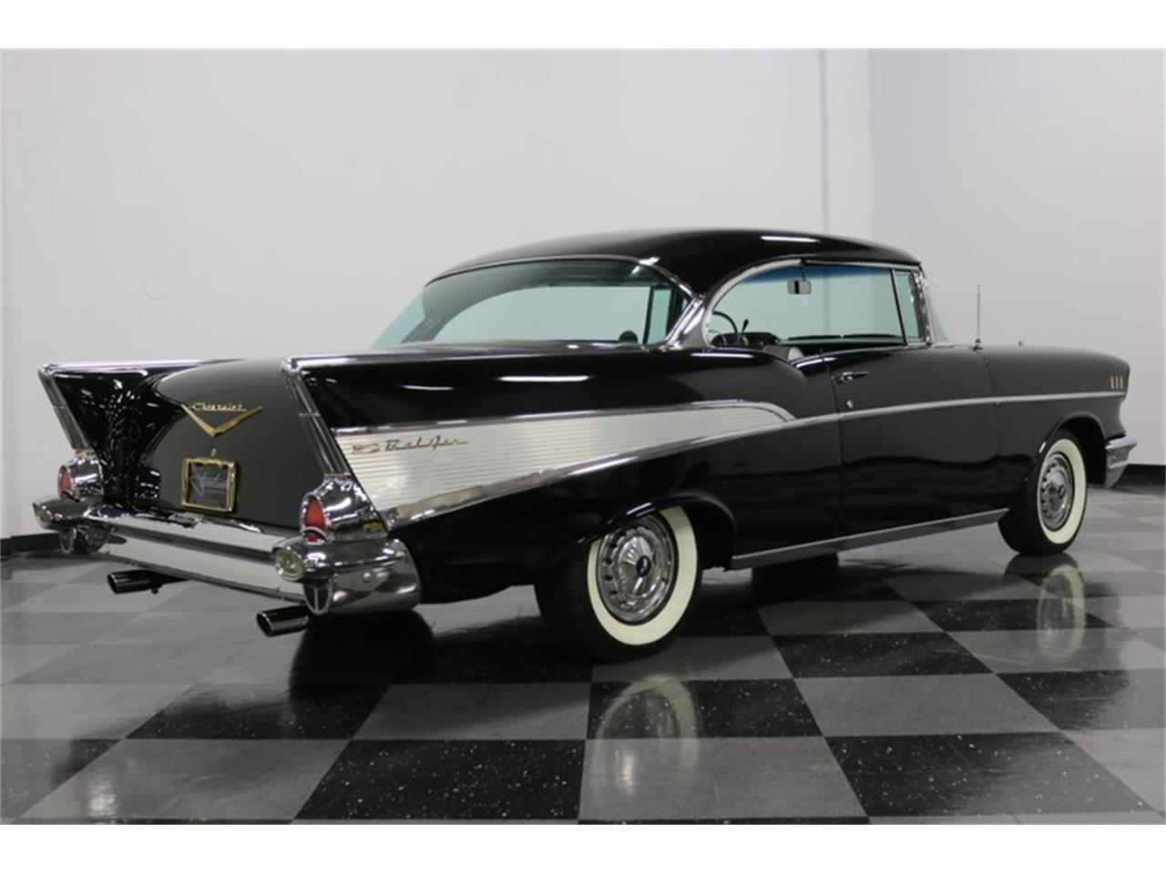 Large Picture of Classic '57 Bel Air located in Ft Worth Texas - $48,995.00 Offered by Streetside Classics - Dallas / Fort Worth - Q46F