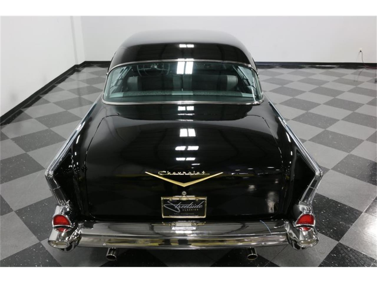 Large Picture of Classic 1957 Chevrolet Bel Air located in Ft Worth Texas - $48,995.00 Offered by Streetside Classics - Dallas / Fort Worth - Q46F