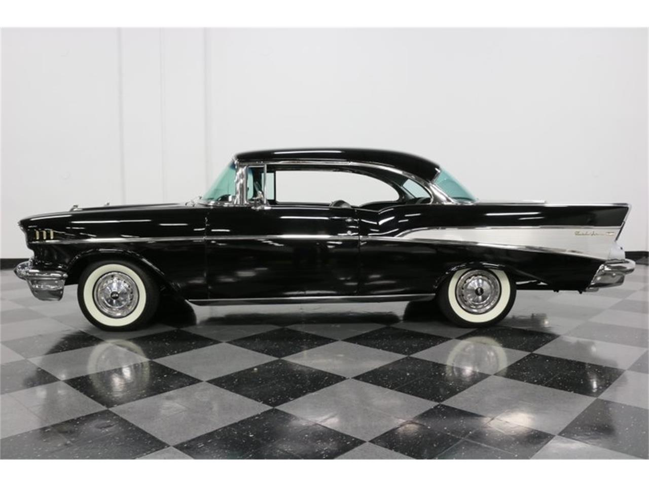 Large Picture of '57 Chevrolet Bel Air - $48,995.00 Offered by Streetside Classics - Dallas / Fort Worth - Q46F