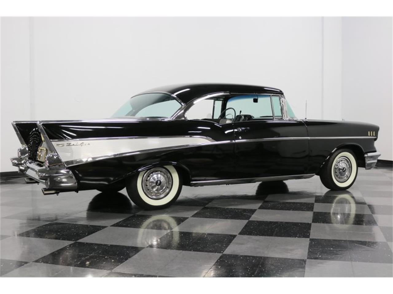 Large Picture of 1957 Bel Air located in Texas Offered by Streetside Classics - Dallas / Fort Worth - Q46F