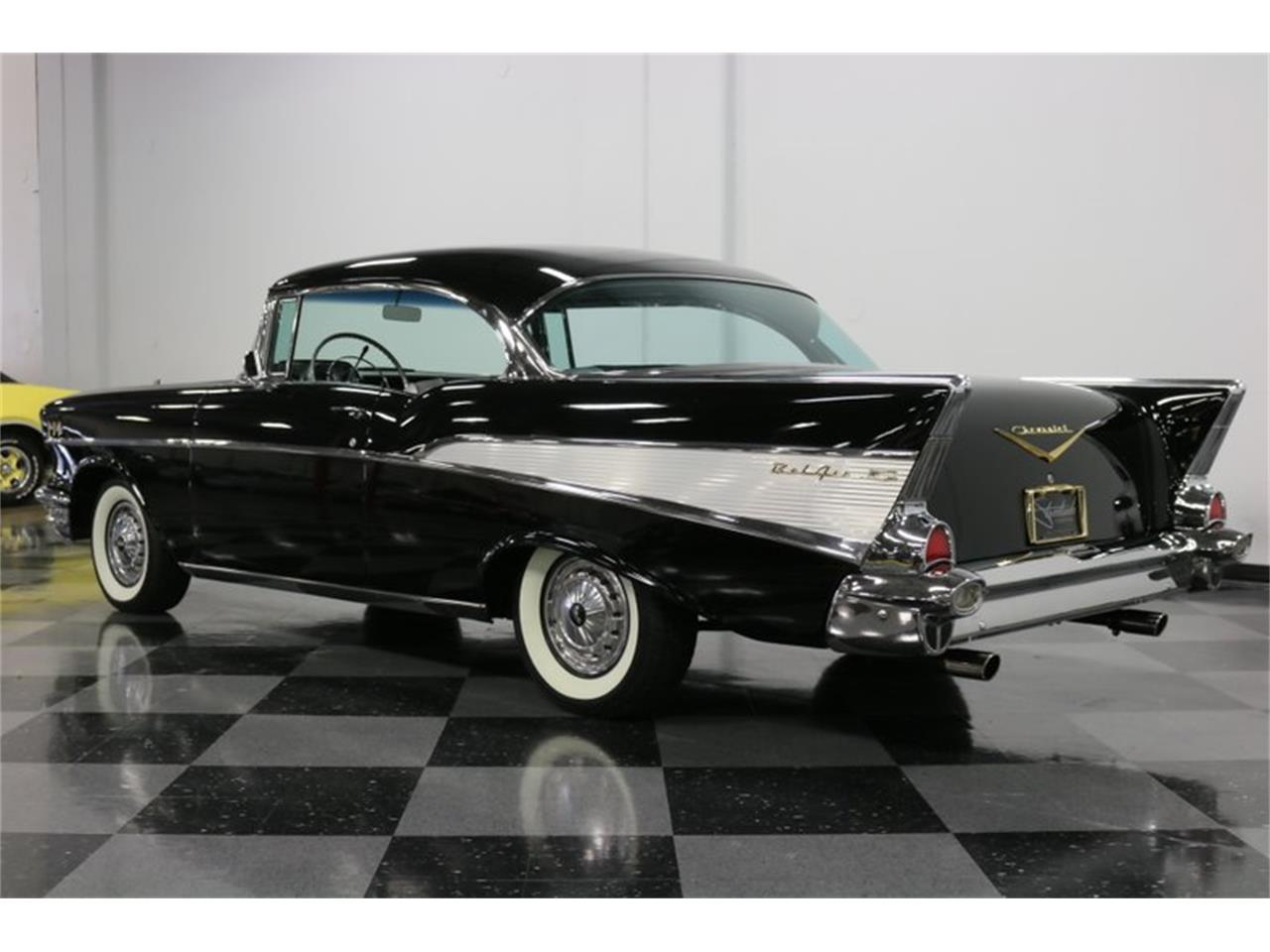 Large Picture of '57 Bel Air Offered by Streetside Classics - Dallas / Fort Worth - Q46F