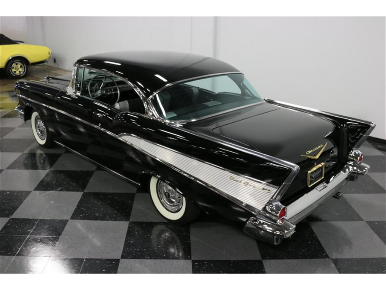 Large Picture of '57 Chevrolet Bel Air Offered by Streetside Classics - Dallas / Fort Worth - Q46F
