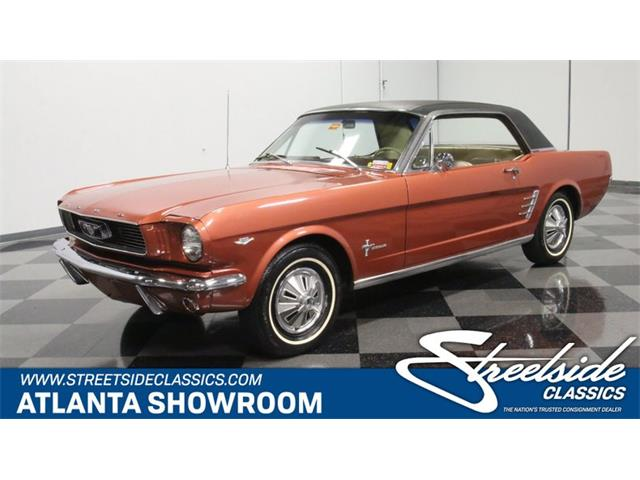 Picture of '66 Ford Mustang - Q46J