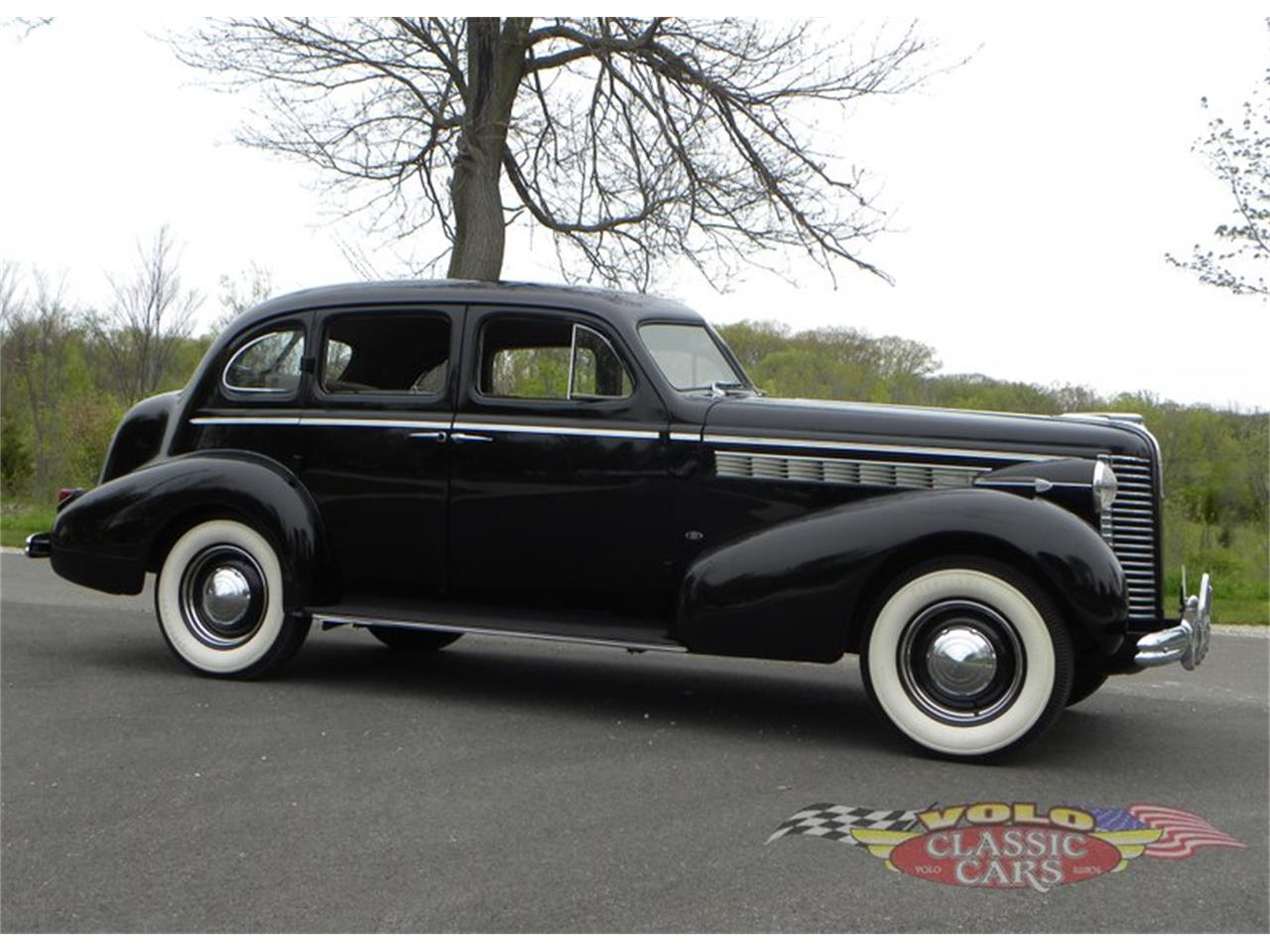 Large Picture of Classic 1938 Buick Special located in Volo Illinois - $26,500.00 - Q46K