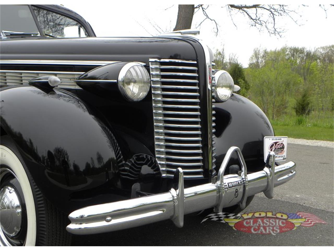 Large Picture of 1938 Special located in Illinois - $26,500.00 Offered by Volo Auto Museum - Q46K