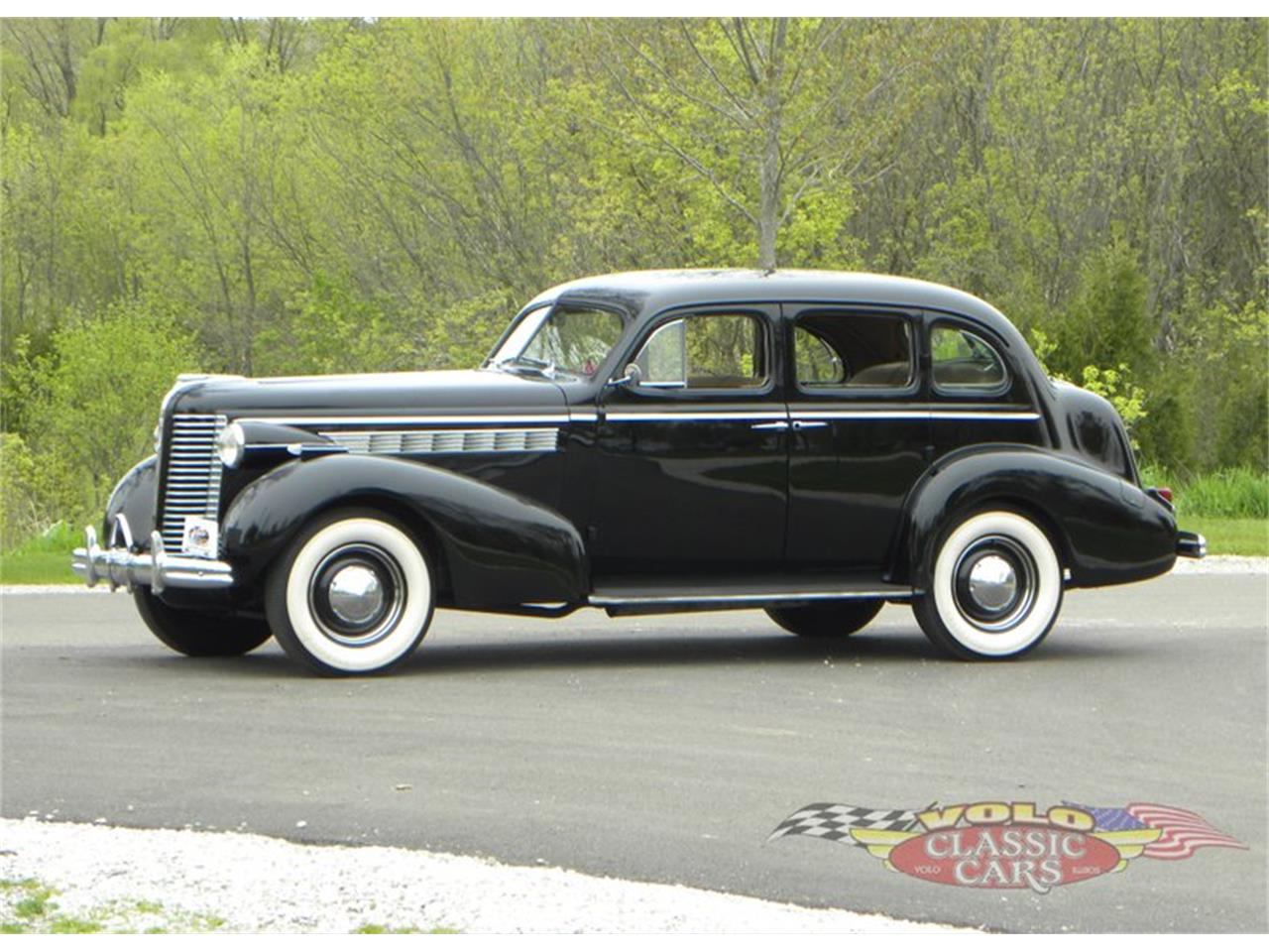 Large Picture of Classic 1938 Special located in Volo Illinois Offered by Volo Auto Museum - Q46K