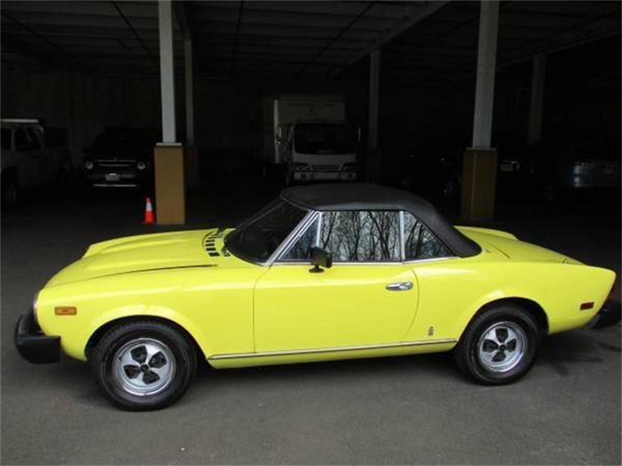 Large Picture of 1979 Fiat 124 Offered by DP9 Motorsports - Q46R