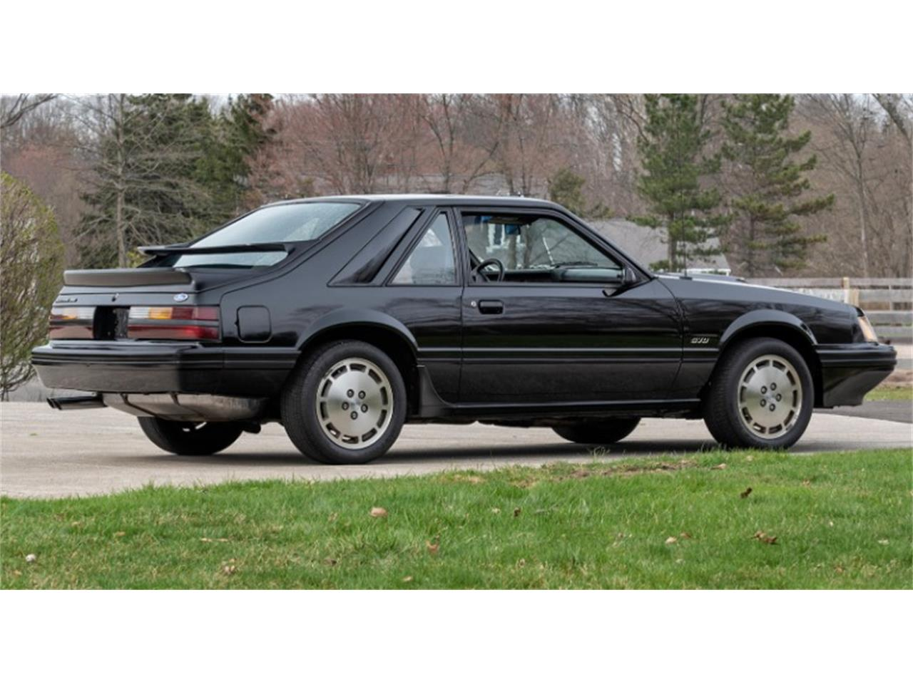 Large Picture of '84 Mustang - Q46S