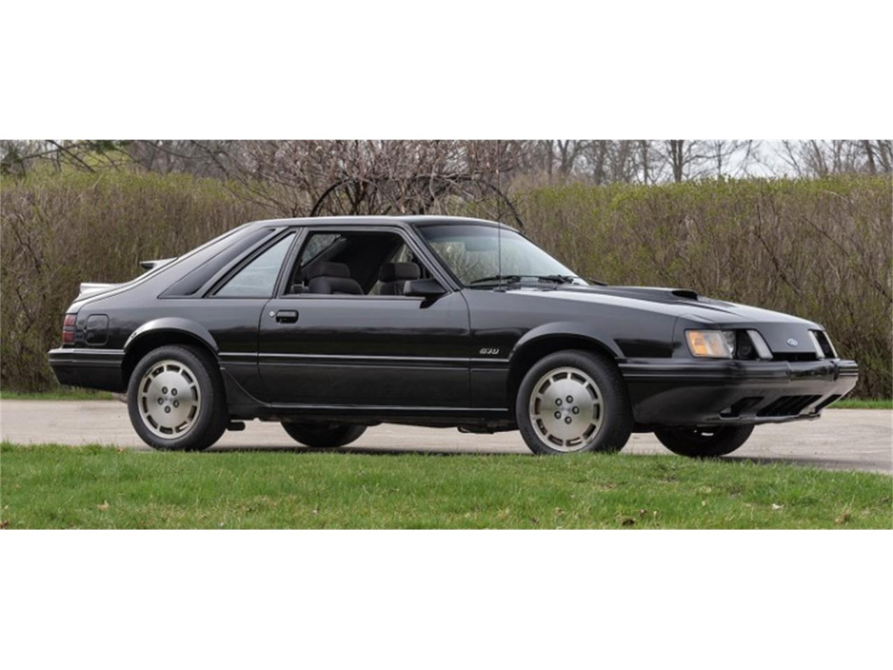 Large Picture of 1984 Ford Mustang located in Illinois - Q46S