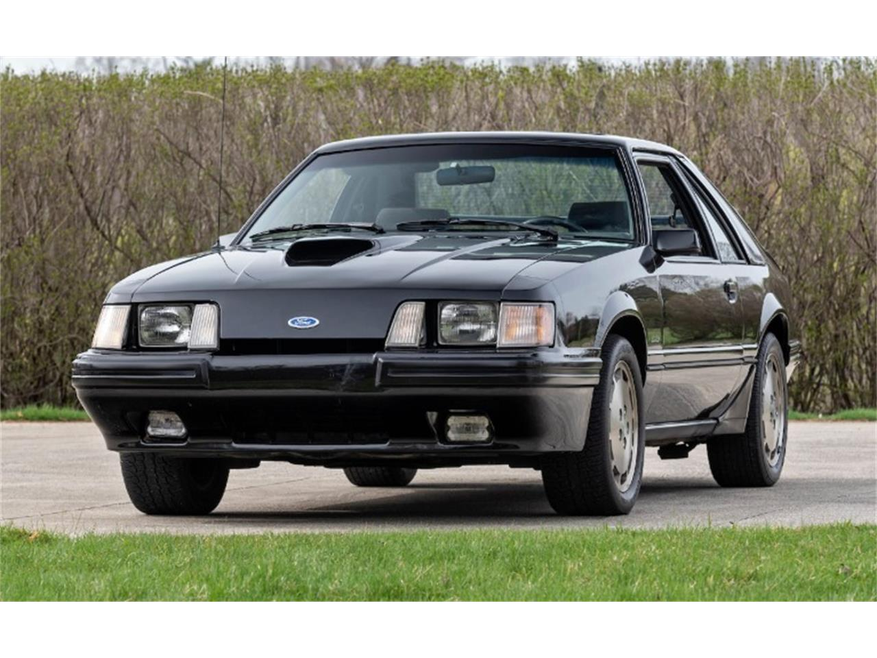 Large Picture of 1984 Mustang - Q46S