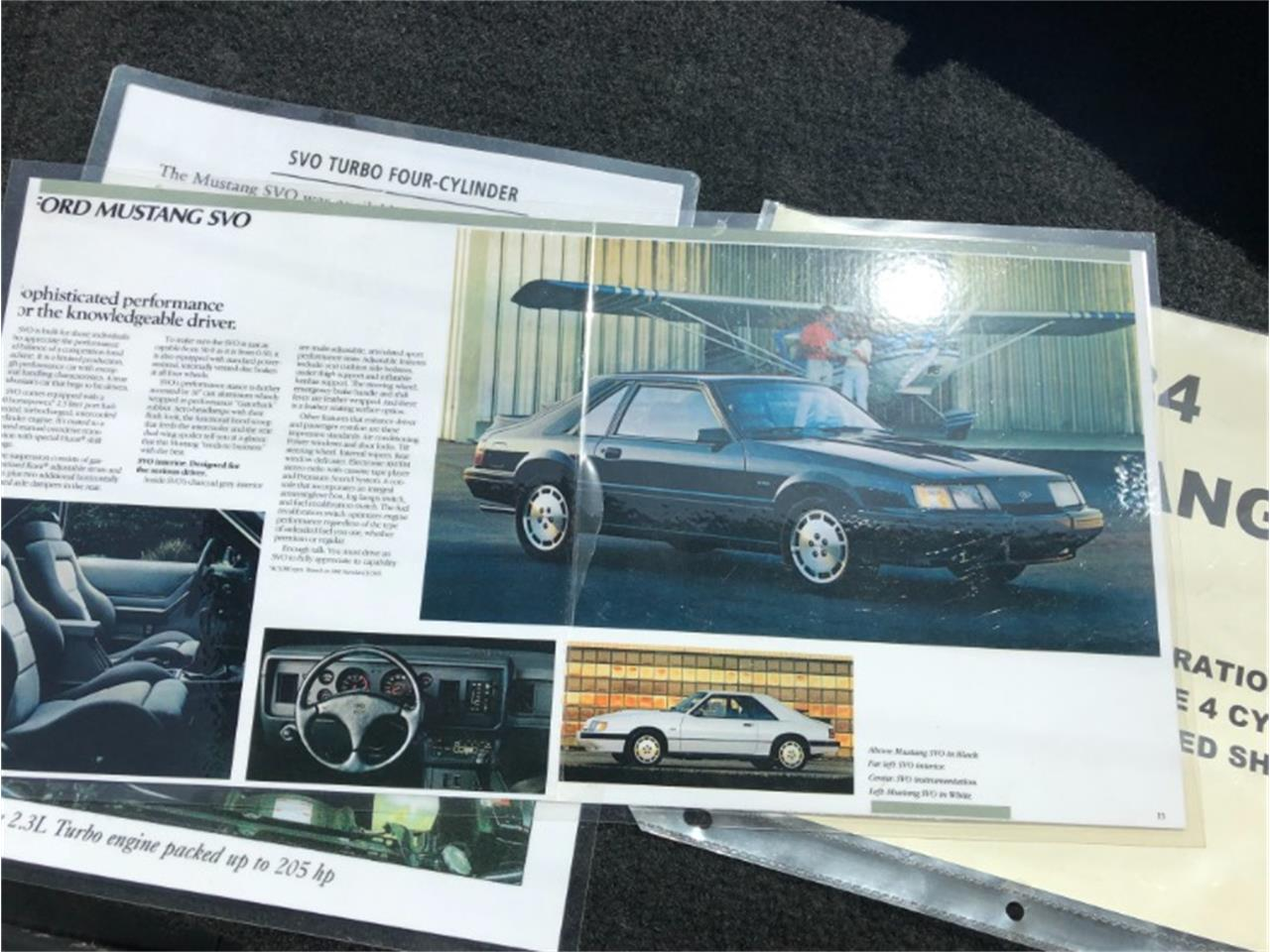 Large Picture of 1984 Mustang located in Illinois - $12,997.00 Offered by North Shore Classics - Q46S