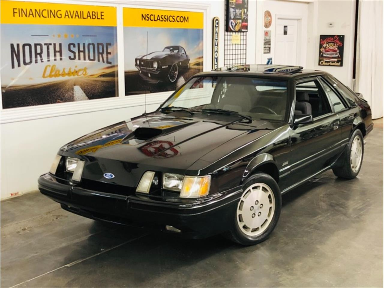 Large Picture of '84 Ford Mustang Offered by North Shore Classics - Q46S