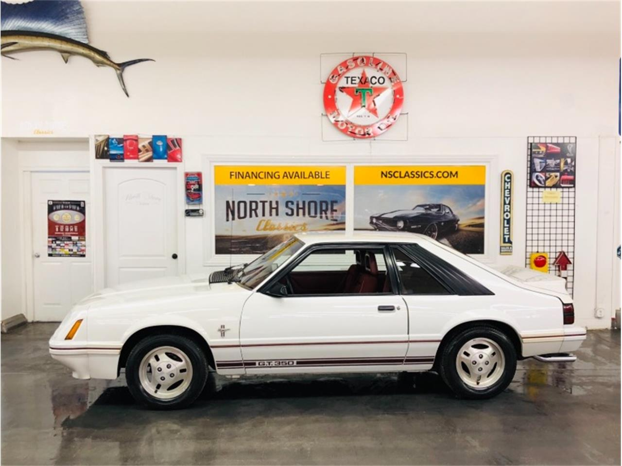 Large Picture of '84 Mustang - Q46T