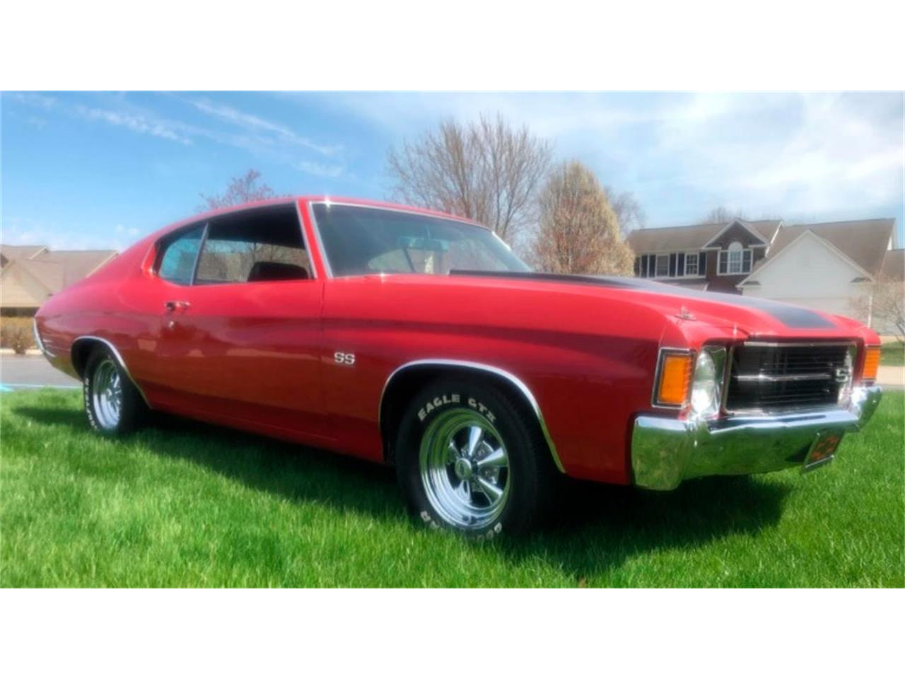 Large Picture of '71 Chevrolet Chevelle located in Illinois Offered by North Shore Classics - Q46U