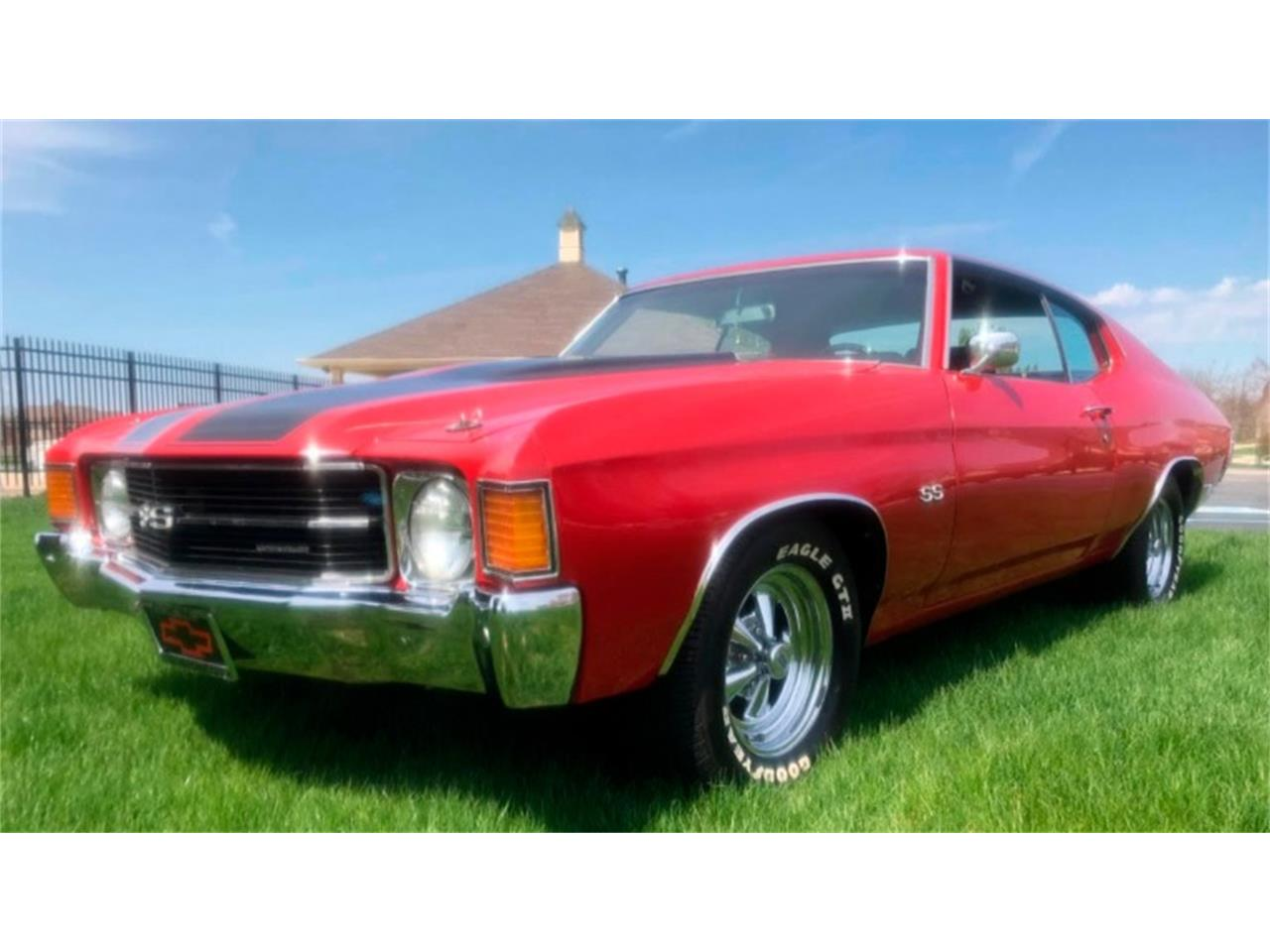 Large Picture of Classic '71 Chevelle located in Illinois - $31,750.00 Offered by North Shore Classics - Q46U