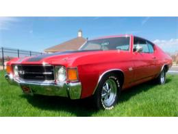 Picture of 1971 Chevelle located in Mundelein Illinois Offered by North Shore Classics - Q46U