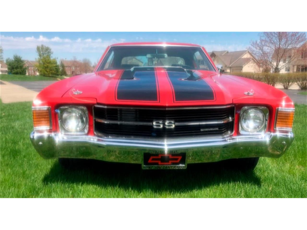 Large Picture of Classic '71 Chevrolet Chevelle located in Mundelein Illinois - $31,750.00 Offered by North Shore Classics - Q46U