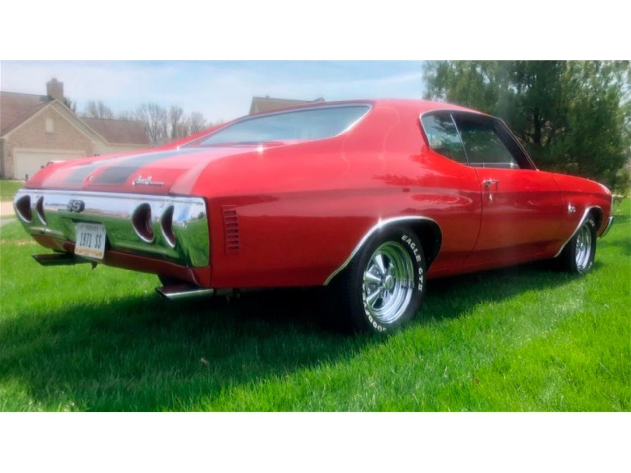 Large Picture of Classic 1971 Chevrolet Chevelle - Q46U