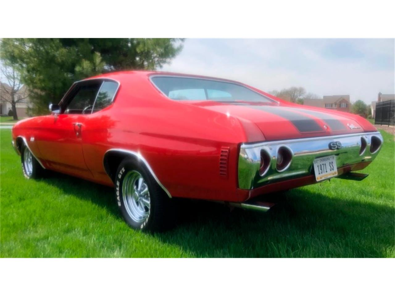 Large Picture of Classic '71 Chevelle located in Mundelein Illinois - $31,750.00 Offered by North Shore Classics - Q46U
