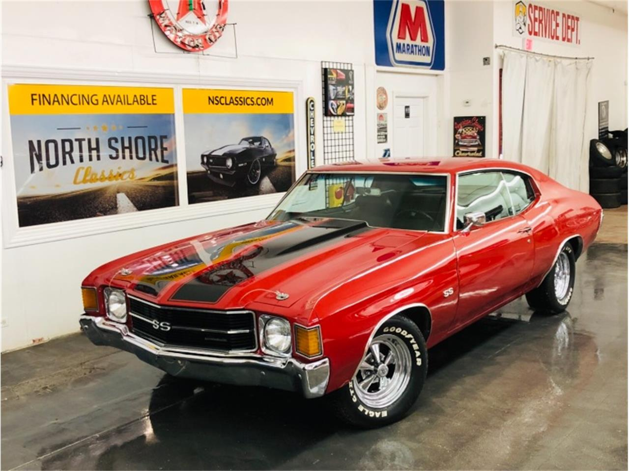 Large Picture of '71 Chevelle located in Illinois - Q46U