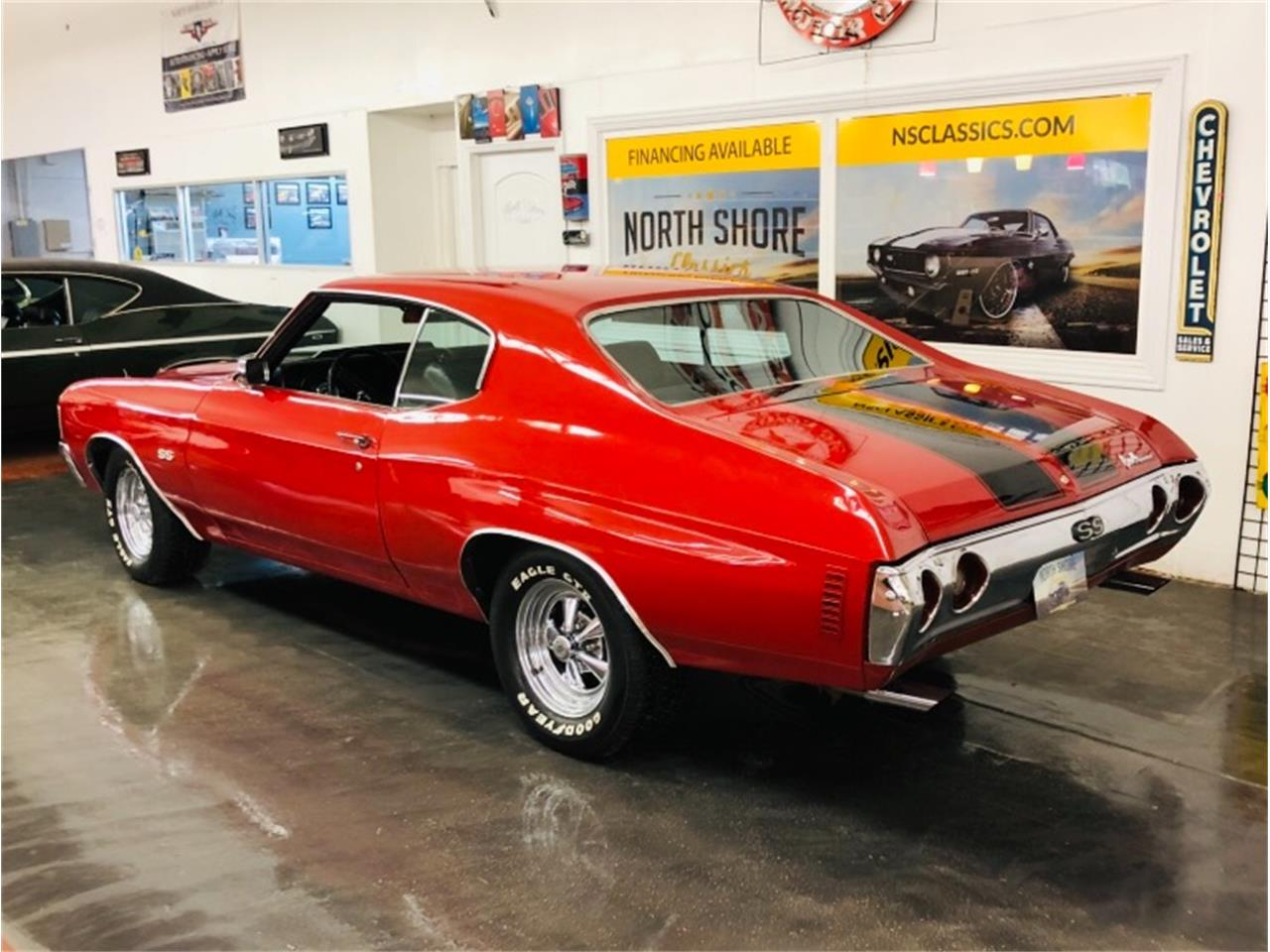 Large Picture of 1971 Chevrolet Chevelle located in Mundelein Illinois - Q46U