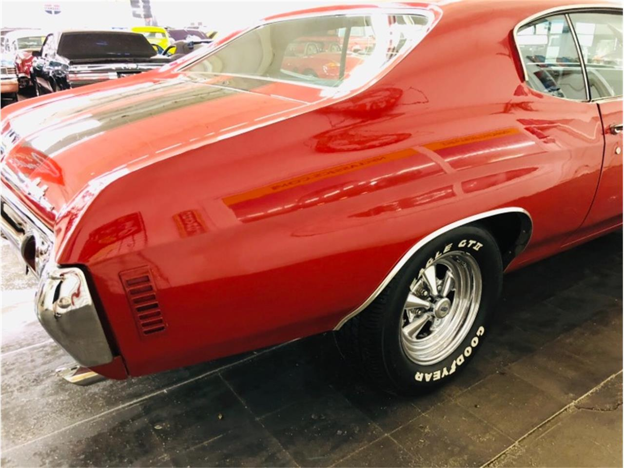 Large Picture of Classic '71 Chevrolet Chevelle Offered by North Shore Classics - Q46U