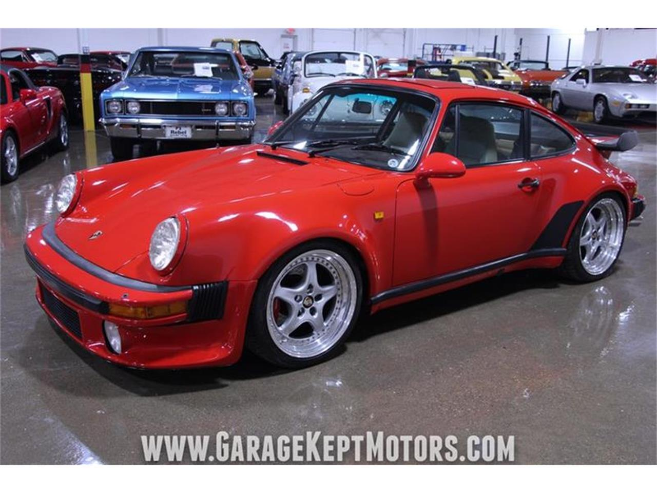 Large Picture of 1982 911 located in Michigan - Q470