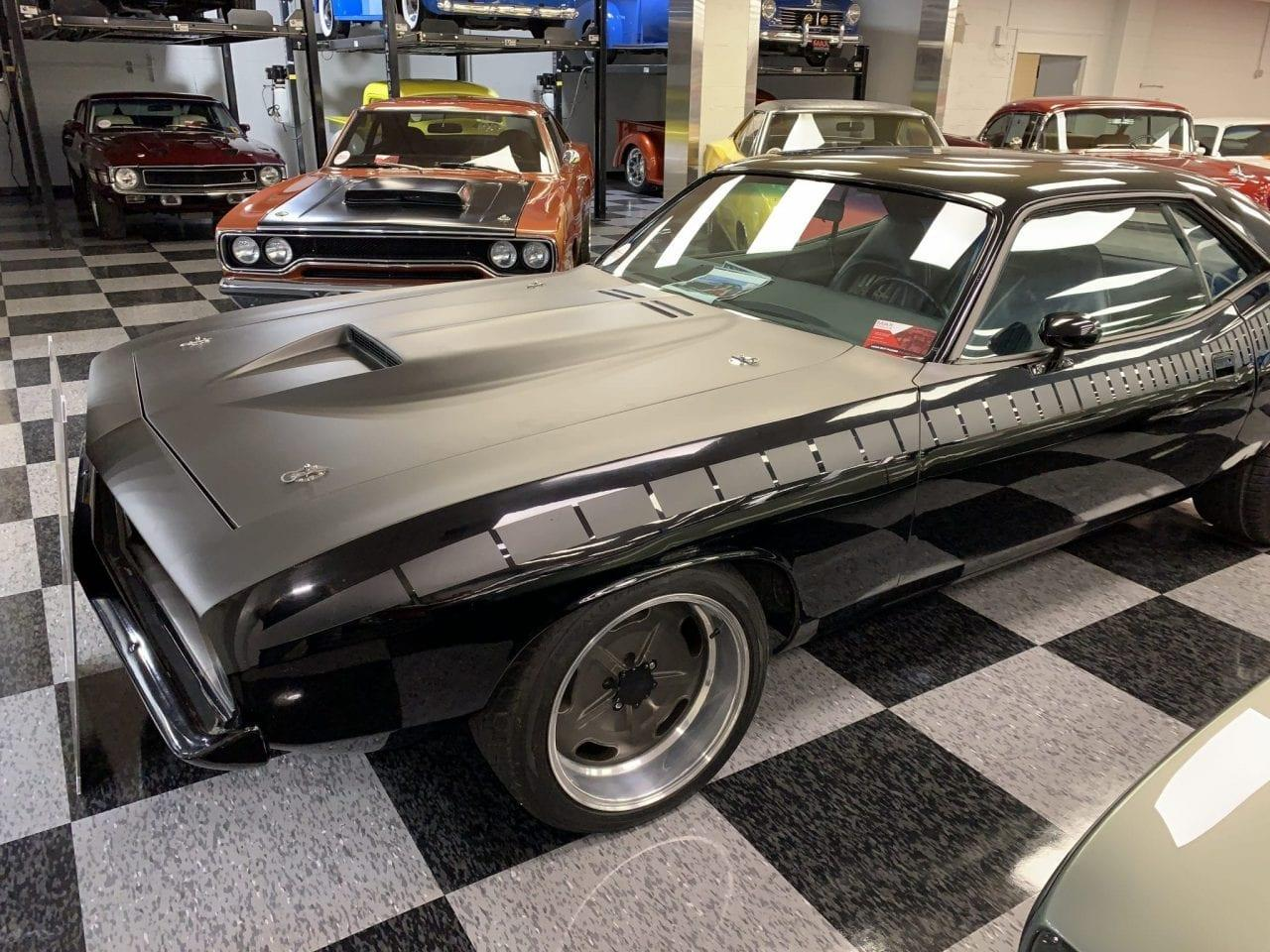 Large Picture of Classic 1973 Plymouth Barracuda located in Pennsylvania Offered by MAXmotive - Q472