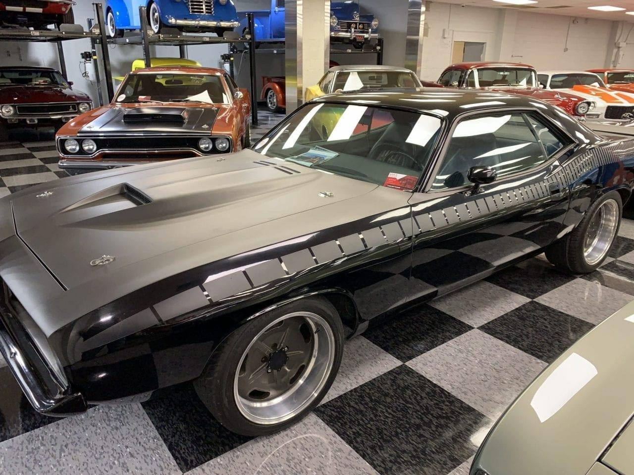 Large Picture of Classic 1973 Barracuda - Q472