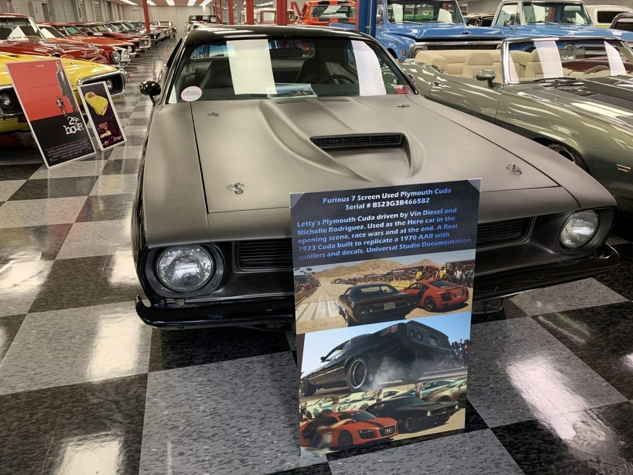 Large Picture of 1973 Plymouth Barracuda located in Pittsburgh Pennsylvania - $129,900.00 - Q472