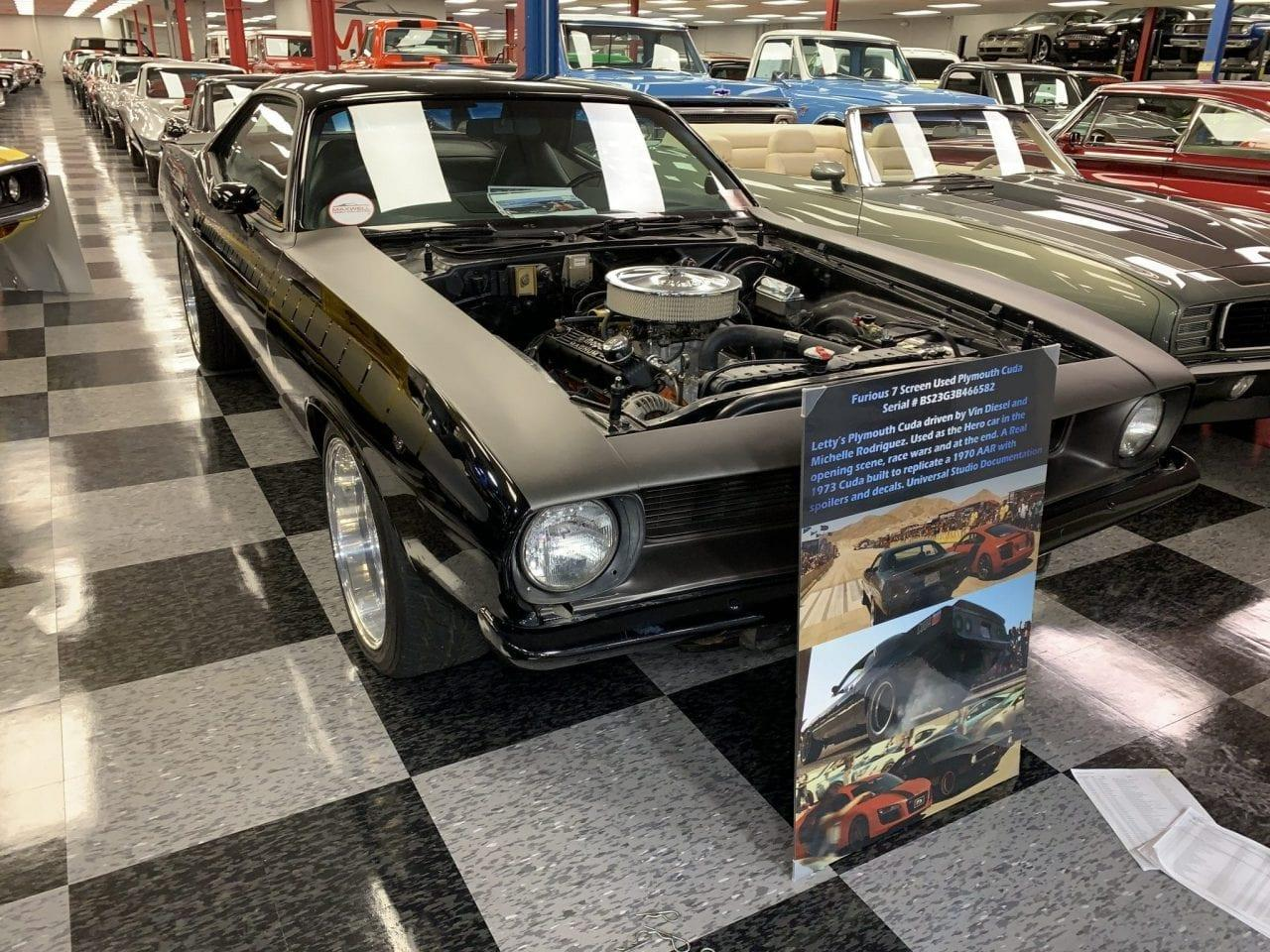 Large Picture of Classic '73 Barracuda located in Pittsburgh Pennsylvania - $129,900.00 - Q472
