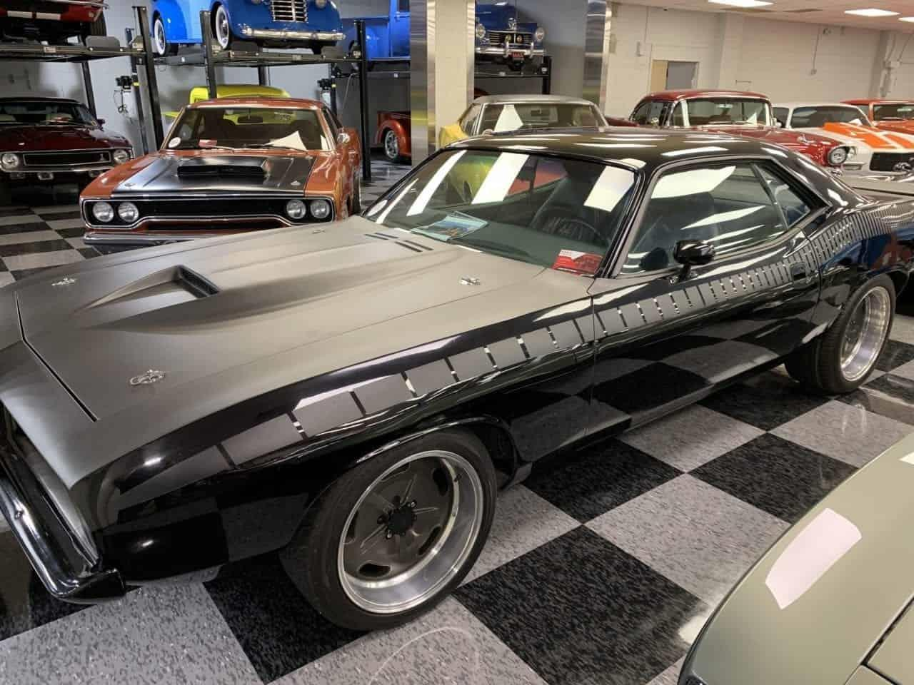 Large Picture of 1973 Plymouth Barracuda located in Pennsylvania Offered by MAXmotive - Q472