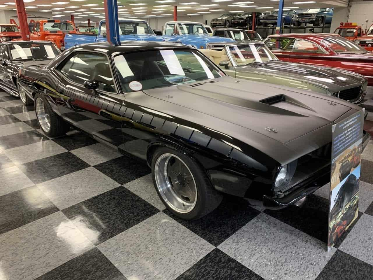 Large Picture of '73 Barracuda Offered by MAXmotive - Q472