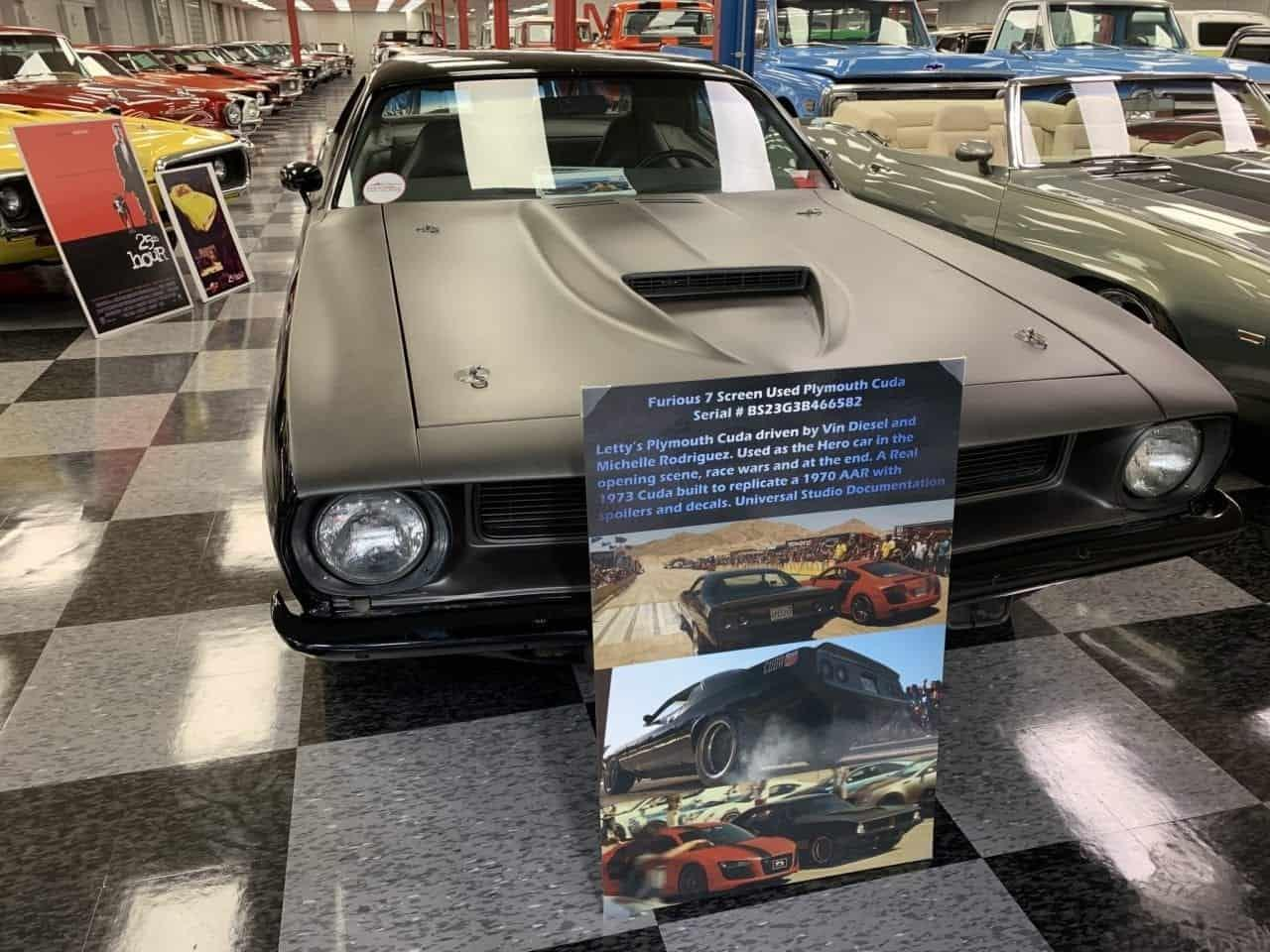 Large Picture of '73 Plymouth Barracuda located in Pennsylvania Offered by MAXmotive - Q472