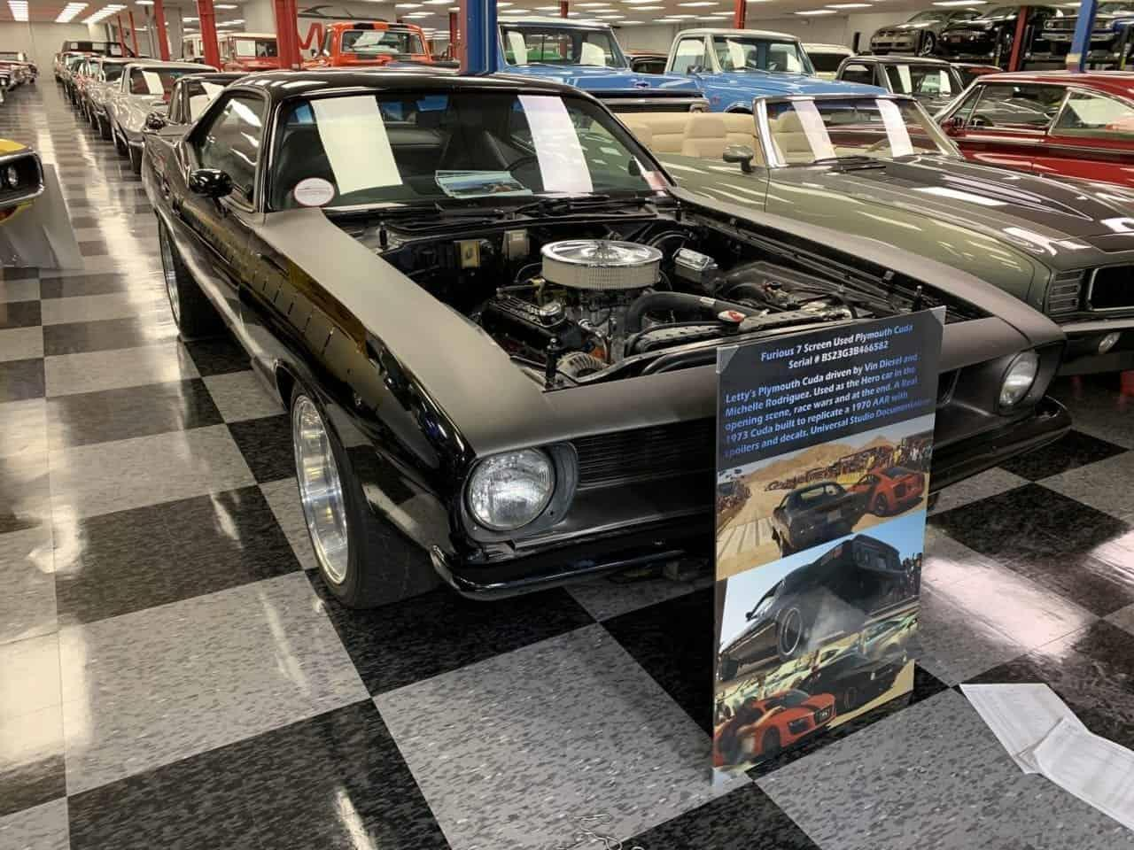 Large Picture of Classic 1973 Plymouth Barracuda - $129,900.00 Offered by MAXmotive - Q472