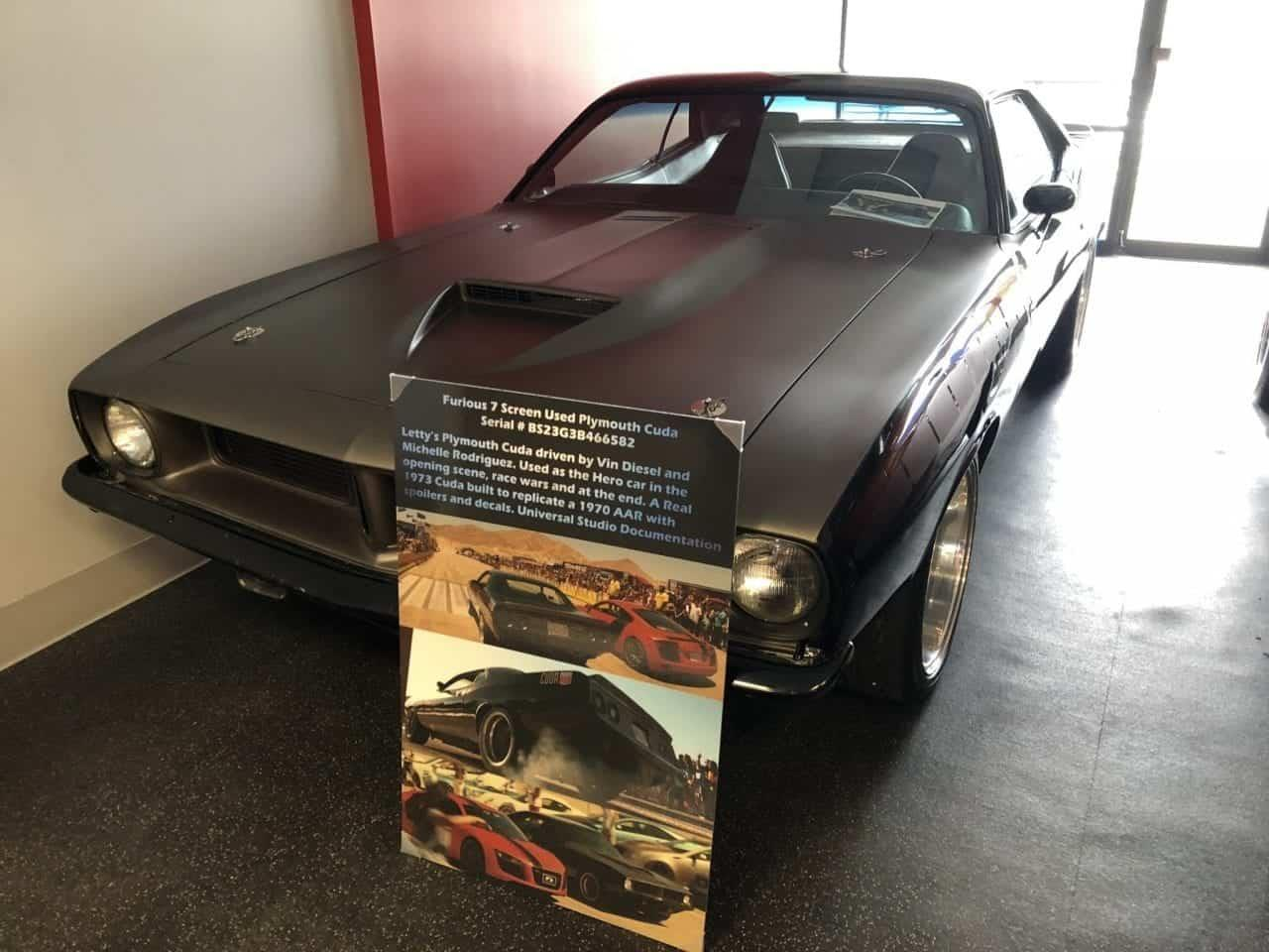 Large Picture of Classic 1973 Plymouth Barracuda - Q472
