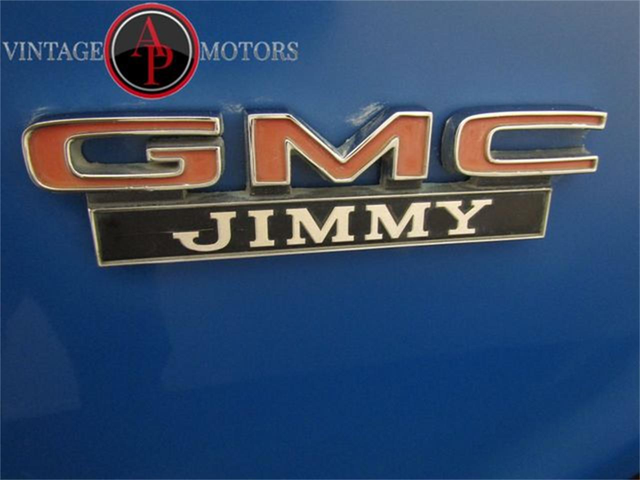 Large Picture of '72 Jimmy - Q477