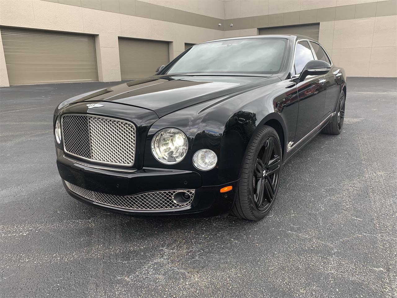 Large Picture of '11 Mulsanne S located in Florida Offered by European Autobody, Inc. - PXPH