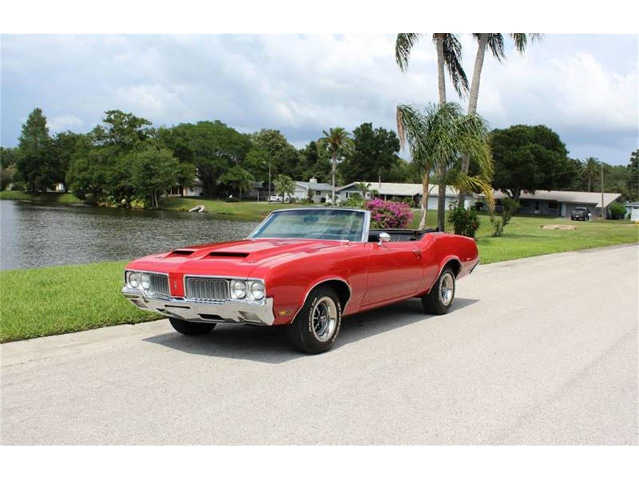 Large Picture of '70 Cutlass - Q478